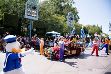 Disneyland 64th Birthday Cavalcade-81