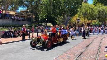 First Performance- Mickey and Friends Band-Tastic Cavalcade at Disneyland-3