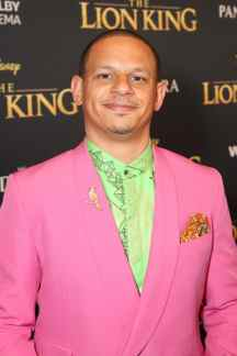 "HOLLYWOOD, CALIFORNIA - JULY 09: Eric Andre attends the World Premiere of Disney's ""THE LION KING"" at the Dolby Theatre on July 09, 2019 in Hollywood, California. (Photo by Jesse Grant/Getty Images for Disney)"