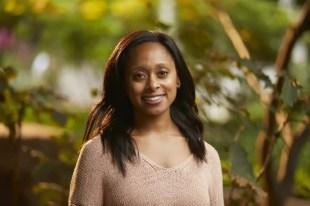 Women of Impact panelist, Dr. Rae Wynn-Grant.