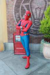 Spider-Man With New Suit at Disney California Adventure-13