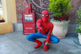 Spider-Man With New Suit at Disney California Adventure-17