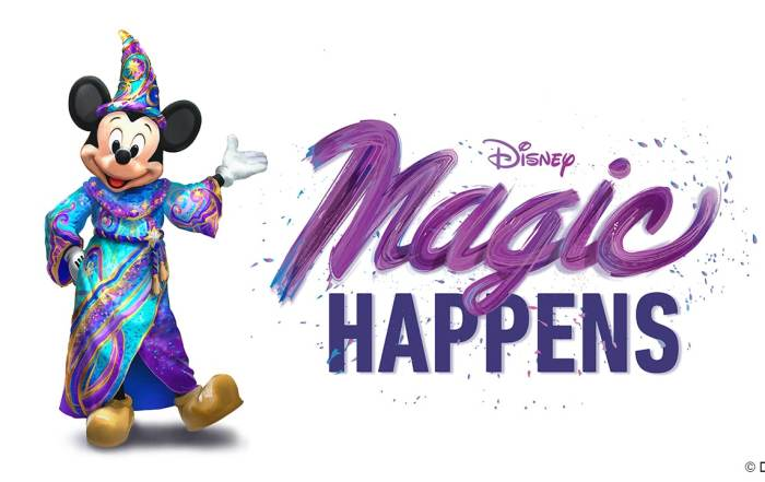 Magic Happens Parade - Disneyland
