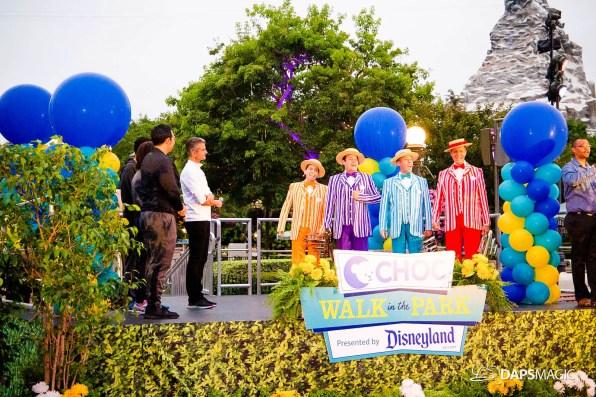 CHOC Walk in the Park at Disneyland 2019-22