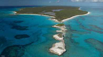 Disney Cruise Line guests can look forward to a signature island experience that celebrates nature and the spirit and culture of The Bahamas at a new Disney port of call, which will be located on the breathtaking island of Eleuthera at a place called Lighthouse Point. (Disney)