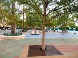 Disneyland Resort Parking Lot Pedestrian Bridge and Plaza-6