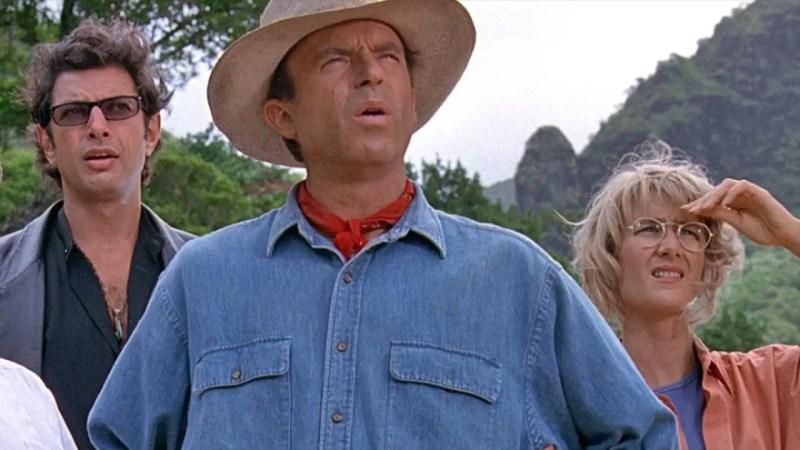 Jurassic Park Cast Returns for Jurassic World 3
