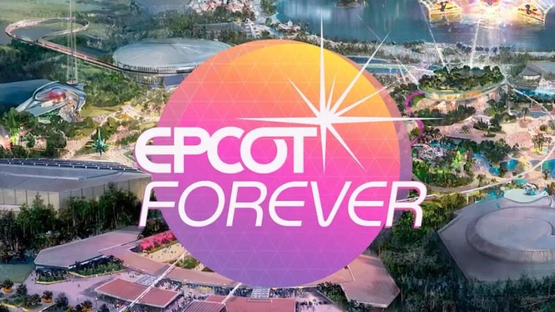Epcot Forever Logo