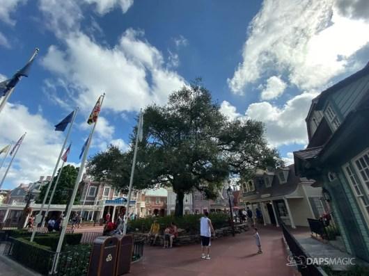 Liberty Tree in Liberty Square at Magic Kingdom-10