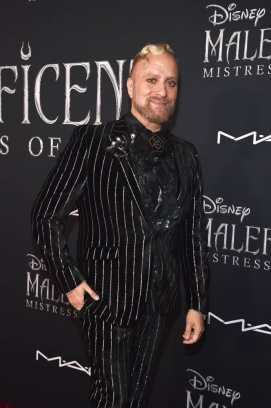 """HOLLYWOOD, CALIFORNIA - SEPTEMBER 30: Gregory Arlt attends the World Premiere of Disney's """"Maleficent: Mistress of Evil"""" at the El Capitan Theatre on September 30, 2019 in Hollywood, California. (Photo by Alberto E. Rodriguez/Getty Images for Disney)"""