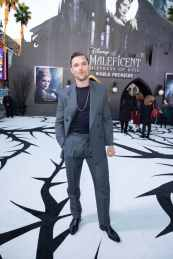 """Ed Skrein attends the World Premiere of Disney's """"Maleficent: Mistress of Evil"""" at the El Capitan Theatre in Hollywood, CA on September 30, 2019 .(photo: Alex J. Berliner/ABImages)"""