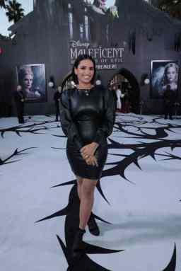 """Tiffany Smith attends the World Premiere of Disney's """"Maleficent: Mistress of Evil"""" at the El Capitan Theatre in Hollywood, CA on September 30, 2019 (photo: Alex J. Berliner/ABImages)"""
