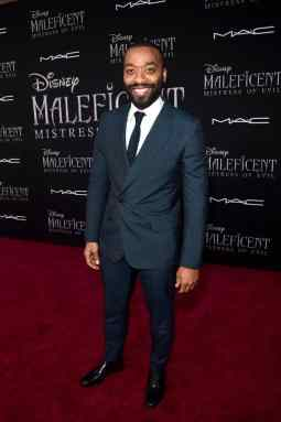 """HOLLYWOOD, CALIFORNIA - SEPTEMBER 30: Actor Chiwetel Ejiofor attends the World Premiere of Disney's """"Maleficent: Mistress of Evil"""" at the El Capitan Theatre on September 30, 2019 in Hollywood, California. (Photo by Alberto E. Rodriguez/Getty Images for Disney)"""