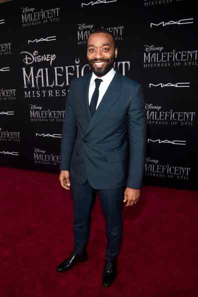 "HOLLYWOOD, CALIFORNIA - SEPTEMBER 30: Actor Chiwetel Ejiofor attends the World Premiere of Disney's ""Maleficent: Mistress of Evil"" at the El Capitan Theatre on September 30, 2019 in Hollywood, California. (Photo by Alberto E. Rodriguez/Getty Images for Disney)"