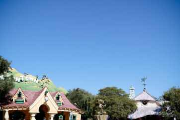 Mickeys Toontown Without Hills at Disneyland-8