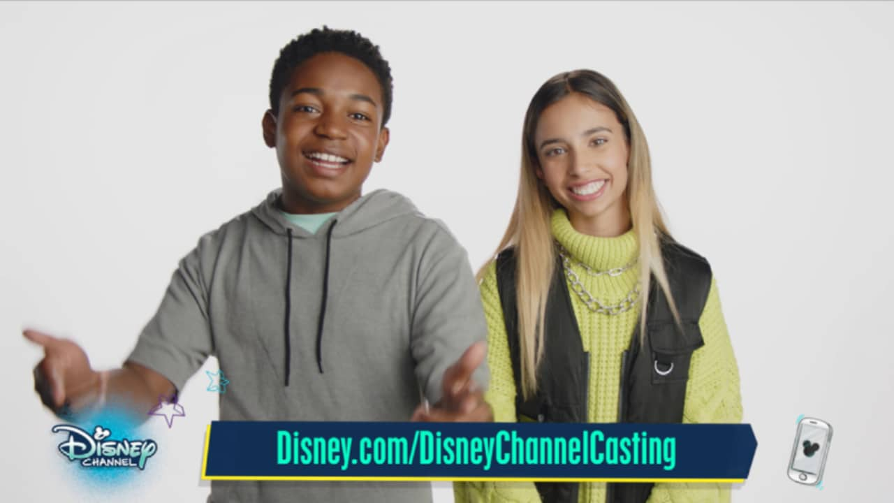Disney Channel Casting