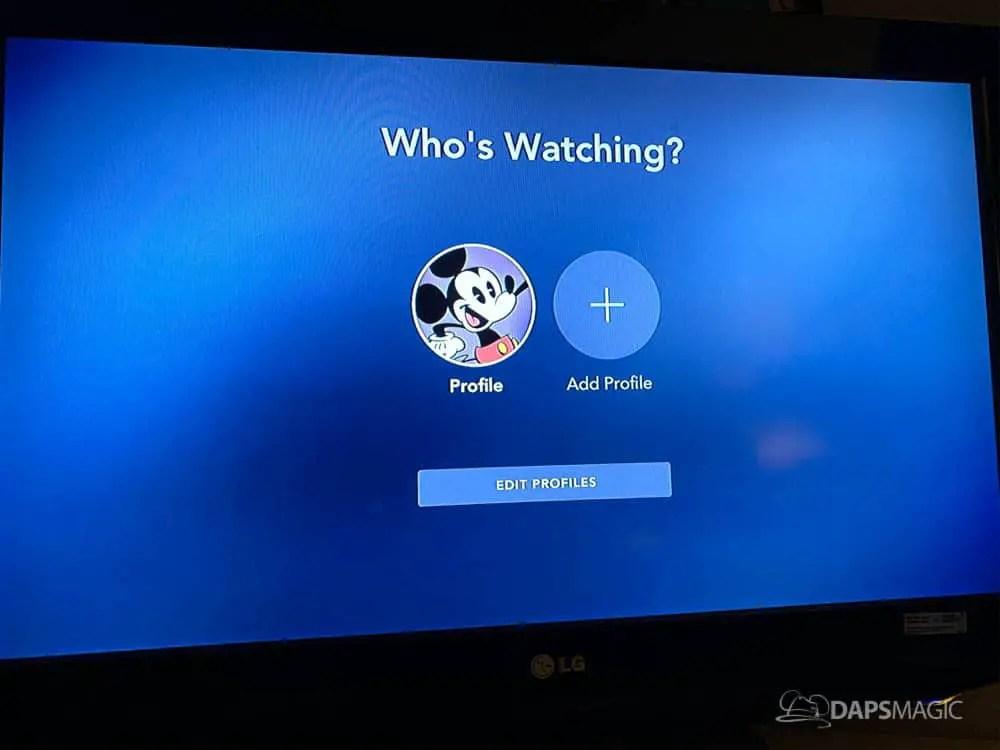 Disney+ Live on Apple TV-12