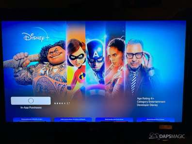 Disney+ Live on Apple TV-2