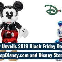 Disney Unveils 2019 Black Friday Deals for shopDisney.com and Disney Stores