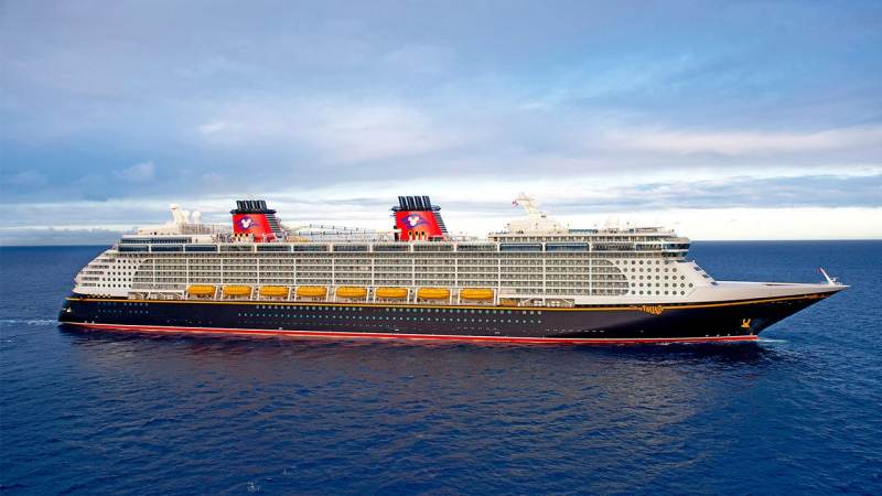 Disney Fantasy - Disney Cruise Line - featured image