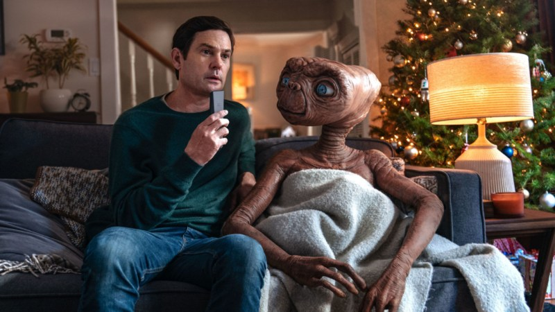 E.T. the Extra-Terrestrial Advertisement for Xfinity