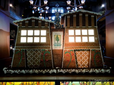 Grand Californian Hotel and Spa Gingerbread House-10