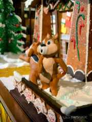 Grand Californian Hotel and Spa Gingerbread House-8