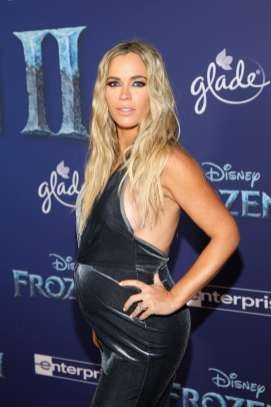 "HOLLYWOOD, CALIFORNIA - NOVEMBER 07: Teddi Jo Mellencamp attends the world premiere of Disney's ""Frozen 2"" at Hollywood's Dolby Theatre on Thursday, November 7, 2019 in Hollywood, California. (Photo by Jesse Grant/Getty Images for Disney)"