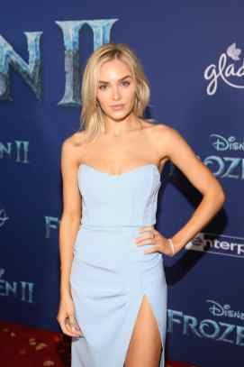 "HOLLYWOOD, CALIFORNIA - NOVEMBER 07: Michelle Randolph attends the world premiere of Disney's ""Frozen 2"" at Hollywood's Dolby Theatre on Thursday, November 7, 2019 in Hollywood, California. (Photo by Jesse Grant/Getty Images for Disney)"