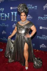 """HOLLYWOOD, CALIFORNIA - NOVEMBER 07: Patrick Starrr attends the world premiere of Disney's """"Frozen 2"""" at Hollywood's Dolby Theatre on Thursday, November 7, 2019 in Hollywood, California. (Photo by Jesse Grant/Getty Images for Disney)"""
