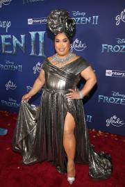 "HOLLYWOOD, CALIFORNIA - NOVEMBER 07: Patrick Starrr attends the world premiere of Disney's ""Frozen 2"" at Hollywood's Dolby Theatre on Thursday, November 7, 2019 in Hollywood, California. (Photo by Jesse Grant/Getty Images for Disney)"