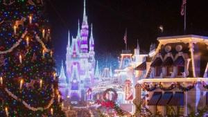 Magic Kingdom Holiday Time