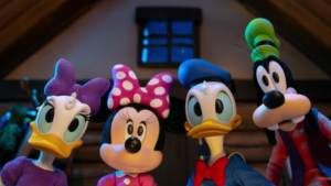 Mickey Mouse Stop-Motion