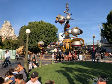 New Tomorrowland Entrance at Disneyland-10