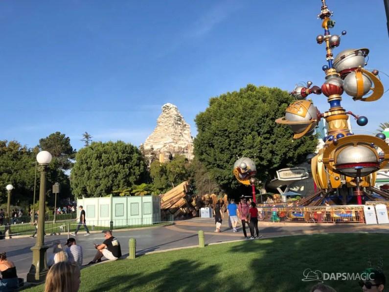 New Tomorrowland Entrance at Disneyland-11