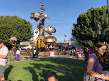 New Tomorrowland Entrance at Disneyland-12