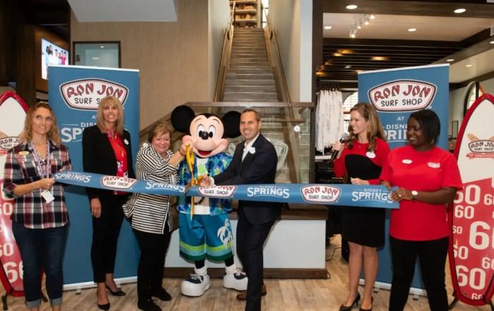 Ron Jon Surf Shop Celebrates New Location at Disney Springs