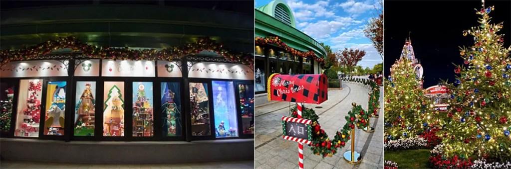 Disneytown Christmas Market