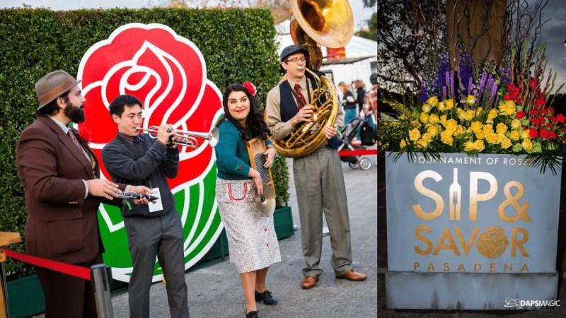 Tournament of Roses Sip & Savor - Pasadena