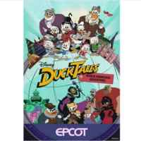 DuckTales is Coming to Epcot!