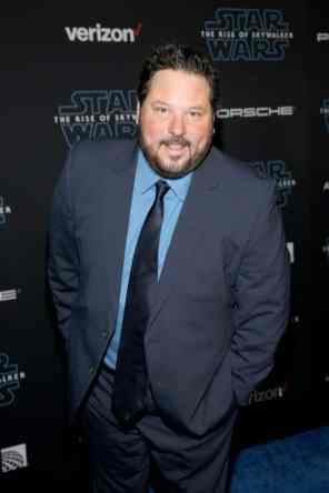 "HOLLYWOOD, CALIFORNIA - DECEMBER 16: Greg Grunberg arrives for the World Premiere of ""Star Wars: The Rise of Skywalker"", the highly anticipated conclusion of the Skywalker saga on December 16, 2019 in Hollywood, California. (Photo by Jesse Grant/Getty Images for Disney)"
