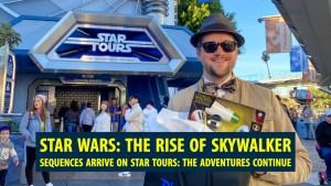 Mr. DAPs - Star Tours: The Adventures Continue
