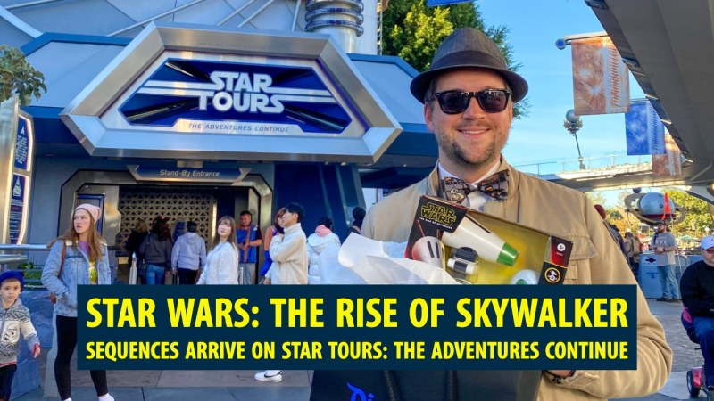 Mr. DAPs - Star Tours: The Adventures Continue