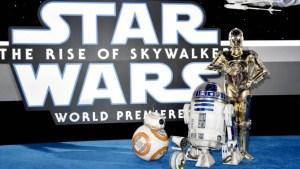 Star Wars: The Rise of Skywalker World Premiere