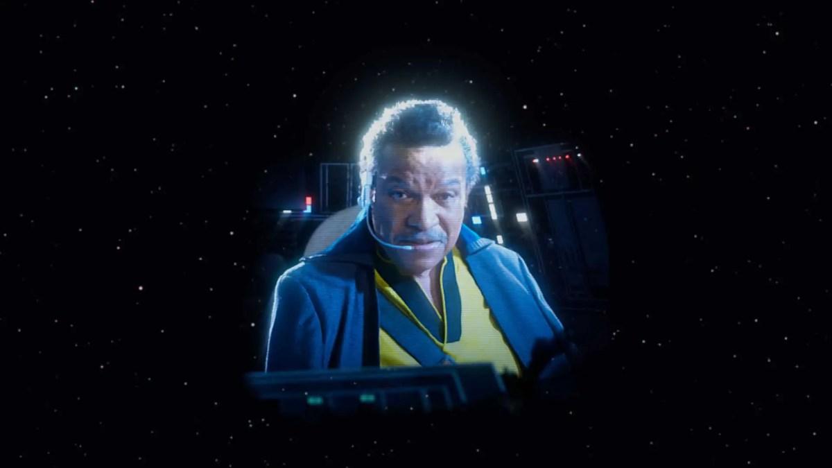 Lando - Star Tours