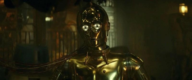 C-3P0 Star Wars: The Rise of Skywalker