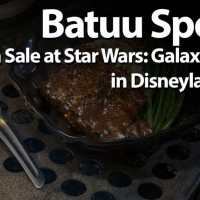 Batuu Sporks Now On Sale at Star Wars: Galaxy's Edge in Disneyland Park