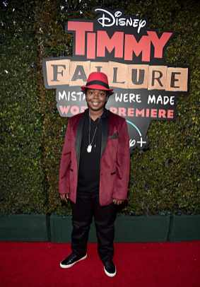 """HOLLYWOOD, CALIFORNIA - JANUARY 30: Kei attends the premiere of Disney's """"Timmy Failure: Mistakes Were Made"""" at Hollywood's El Capitan Theater on January 30, 2020. """"Timmy Failure: Mistakes Were Made"""" premieres on February 7, 2020, streaming only on Disney+. (Photo by Alberto E. Rodriguez/Getty Images for Disney)"""