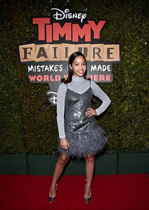 """HOLLYWOOD, CALIFORNIA - JANUARY 30: Ruth Righi attends the premiere of Disney's """"Timmy Failure: Mistakes Were Made"""" at Hollywood's El Capitan Theater on January 30, 2020. """"Timmy Failure: Mistakes Were Made"""" premieres on February 7, 2020, streaming only on Disney+. (Photo by Alberto E. Rodriguez/Getty Images for Disney)"""