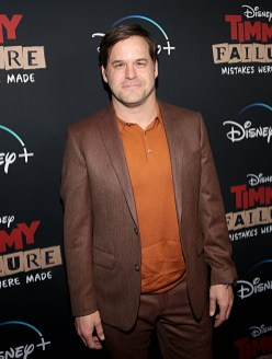 """HOLLYWOOD, CALIFORNIA - JANUARY 30: Kyle Bornheimer attends the premiere of Disney's """"Timmy Failure: Mistakes Were Made"""" at Hollywood's El Capitan Theater on January 30, 2020. """"Timmy Failure: Mistakes Were Made"""" premieres on February 7, 2020, streaming only on Disney+. (Photo by Jesse Grant/Getty Images for Disney)"""